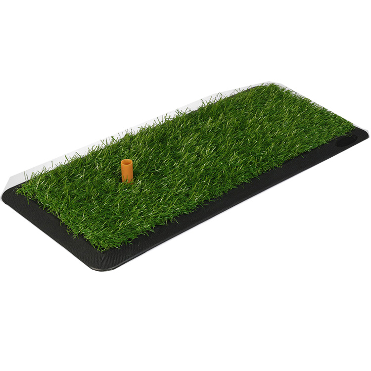 Golf Shop Products Golf Driving Range Hitting Putting Mat Trainer