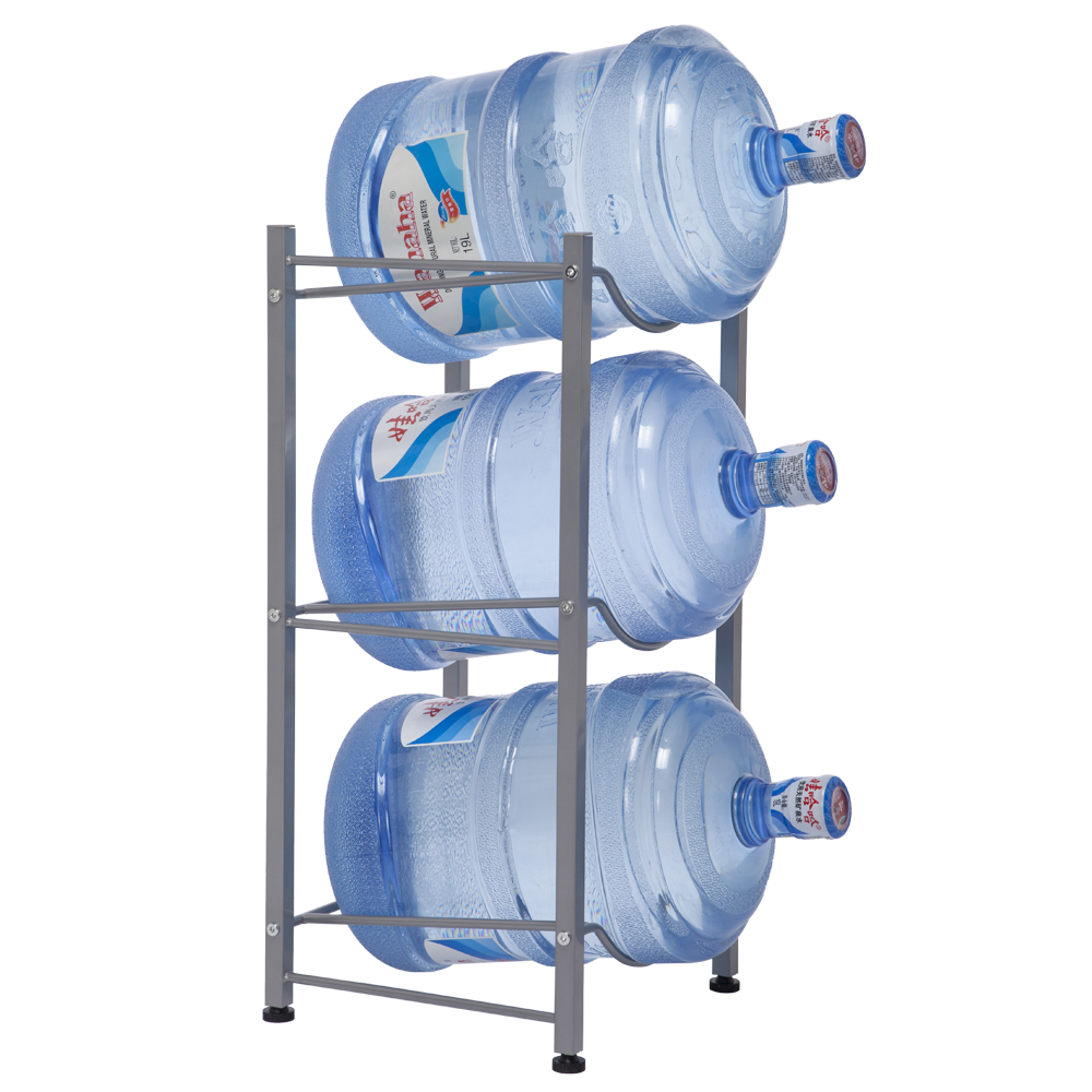 3-Tier Water <strong>Rack</strong> Heavy Duty Water Cooler Jug <strong>Rack</strong>