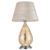 Modern simple high quality table lamp with white fabric study bedroom living room table lamp