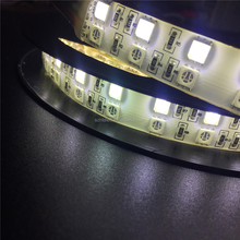 Double row 600LEDs/reel smd5050 <strong>RGB</strong>+W,<strong>RGB</strong>+WW,<strong>RGB</strong>+CW DC12V/24V IP20/65/67/68 LED light flex strip