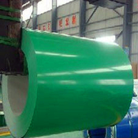 color coated stainless steel sheet and coils/PPGI and GI of Boxing