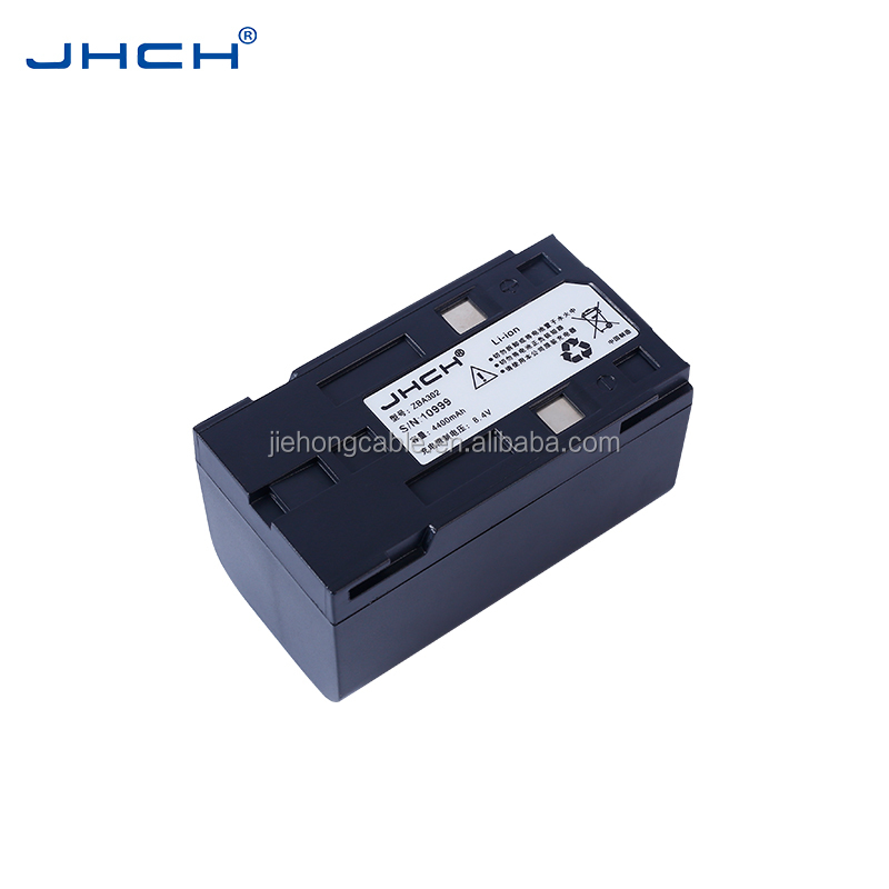 High quality 7.4V 4400mAh ZBA301 ZBA302 battery FOR GEOMAX ZT30