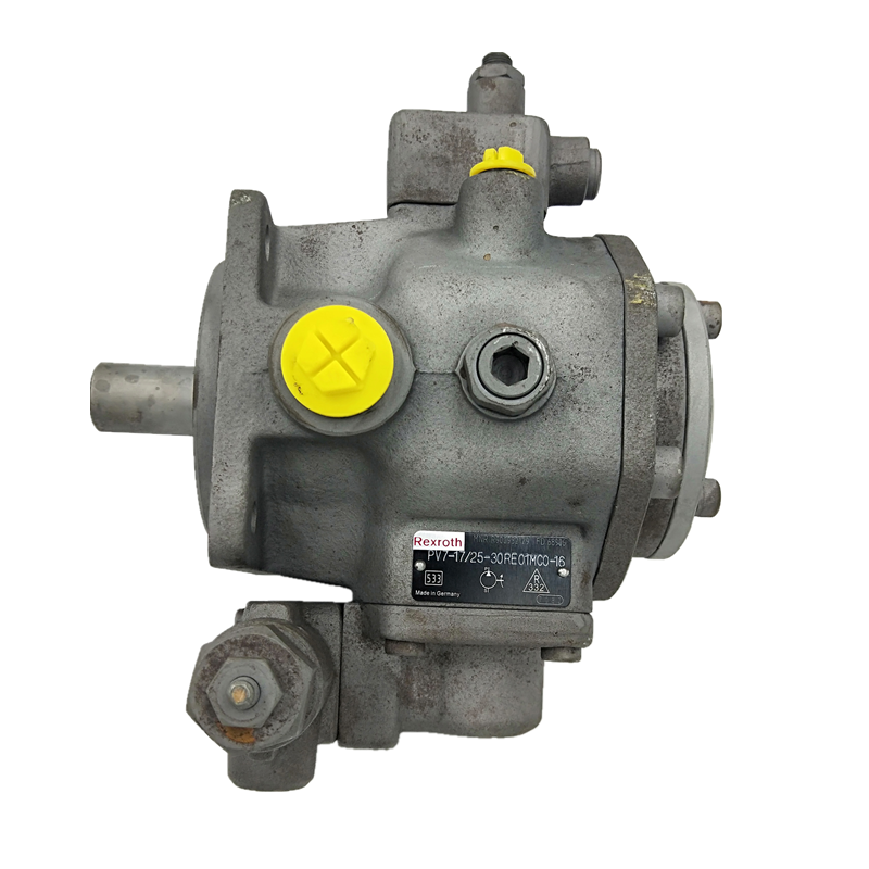 PV7 series 1X /2X 10 16 20 40 63 <strong>100</strong> size Hydraulic Pilot Operated Variable Rexroth vane pump PV7-17/25-30RE01MC0-16