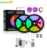 INHDBOX free gift 2 x 5M led strips rgb waterproof 600 LED Sync with Phone Music Smart WIFI battery operated led strips