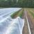 PP nonwoven mulch film landscape cover fabric black white PP spunbond nonwoven