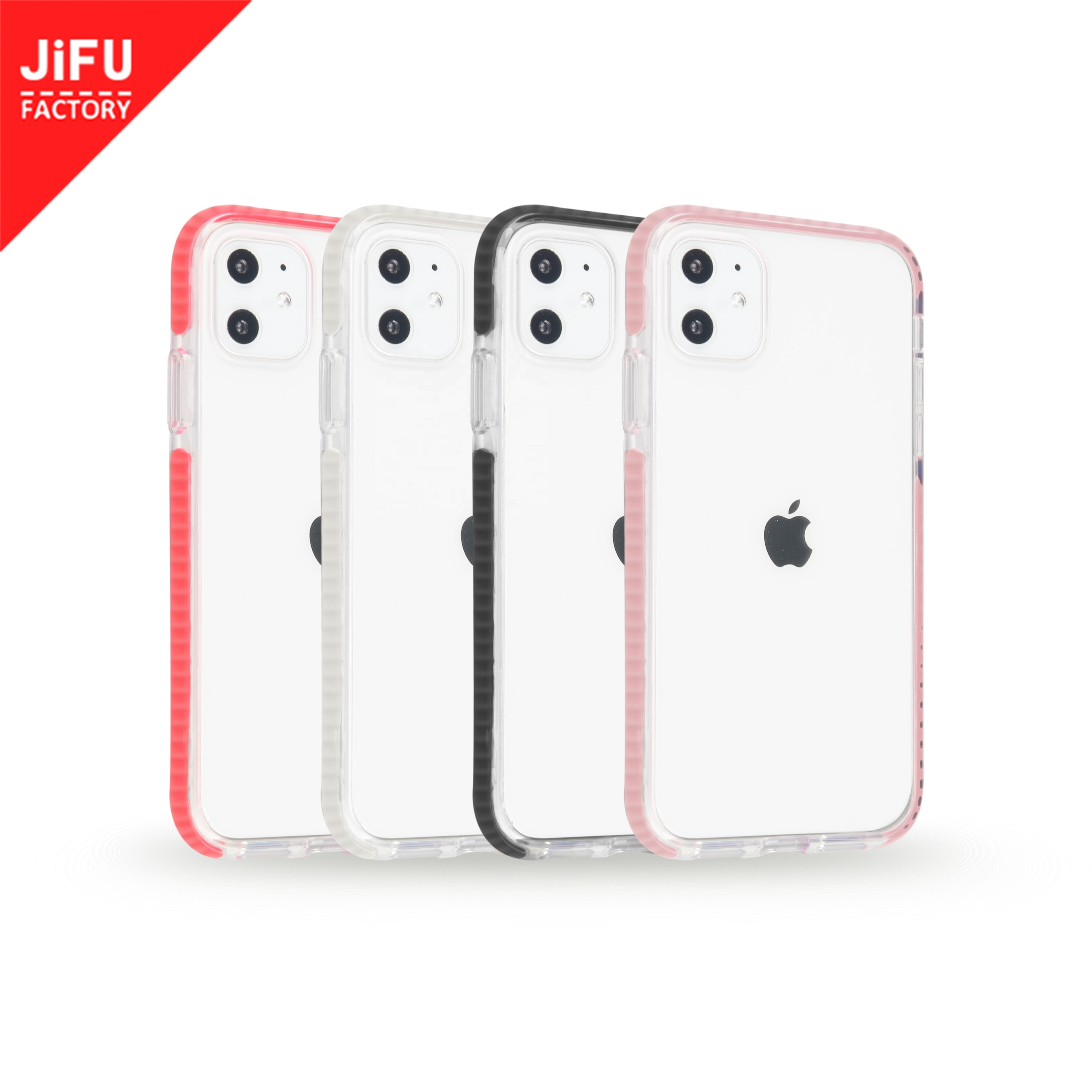 PC+TPU two-tone <strong>phone</strong> <strong>case</strong> for iPhone11/11 Pro/11 Pro Max
