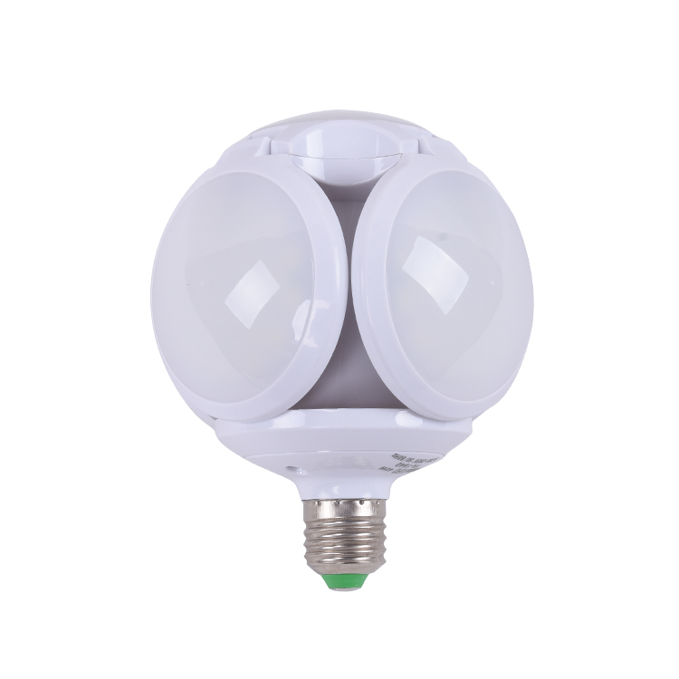 New design hot Sale 5 in 1 <strong>E27</strong> / B22 40w led football bulb light