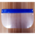 Disposable medical anti-fog surgical full face visor mask Anti-virus anti-bacterial Flu prevention avoid cross-infection