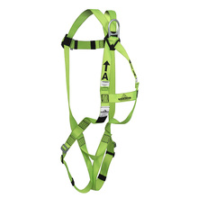 PPE PLUS Nylon 3/5 Point Full Body <strong>Safety</strong> <strong>Safety</strong> Body Harness For Industrial Protection