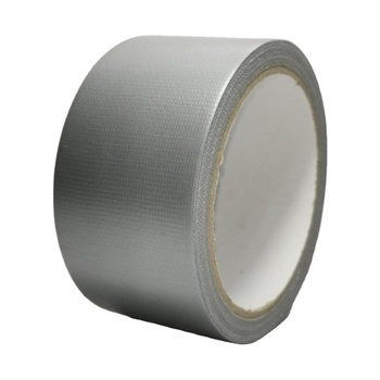 Weather proof self-adhesive heavy duty repair super extra strong 2 inch silver duct fabric tape sizes