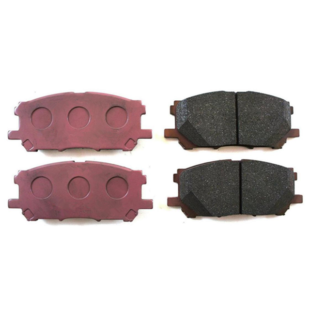 <strong>D1005</strong> OEM quality parts for Toyota Highlander Lexus RX330 RX350 RX400 Semi metal Ceramic Brake Pads