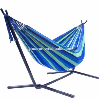 HR High Quality Iron Hammock Stand,  10 FT Steel Stand, Outdoor Hammock Stand