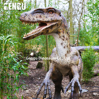Animatronic Dinosaur Life Sized Raptor For Sell