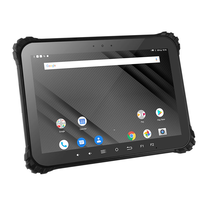Free shipping GLONASS/GPS/BDS Navigation 4GB RAM/64GB ROM IP67 Waterproof 10 Inch Rugged Android Tablet