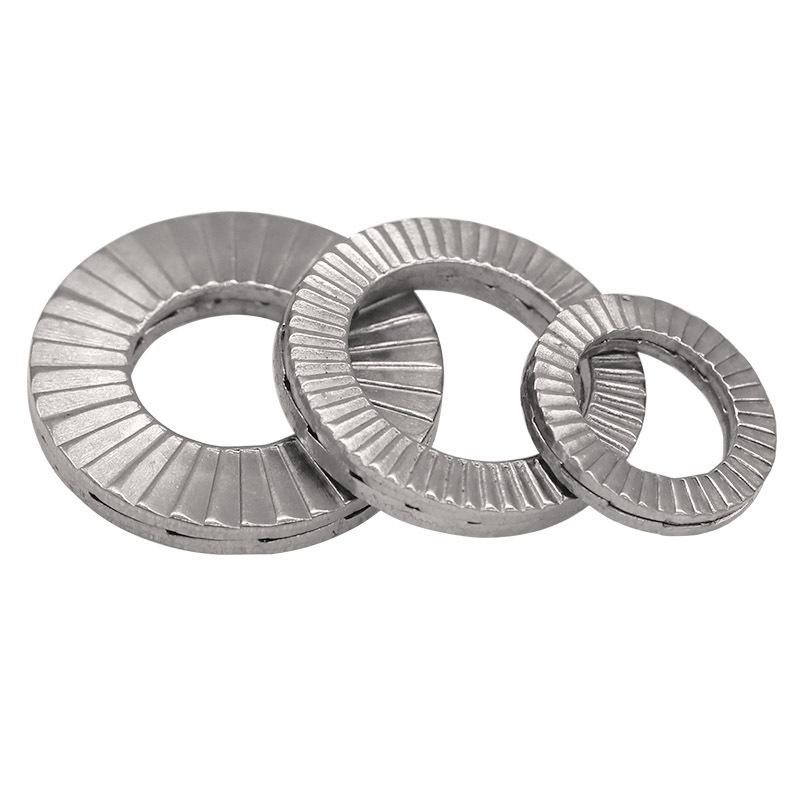 DIN 25201 Lock Wedge Locking Washers