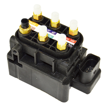 Air suspension solenoid valve block 2123200358 2513200058 for Mercedes <strong>W164</strong> W166 X164 X166 W222 W221 W218 W212 W251