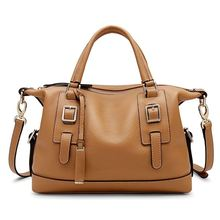 Free Shipping Women Leather Handbag <strong>Totes</strong> With Great Price