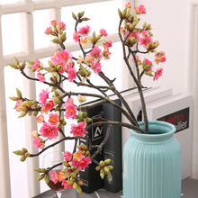 Good quality artificial flower wholesale <strong>sakura</strong> for home decoration