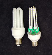 new 2u 3u 4u u shape led energy saving light <strong>bulbs</strong> replacement