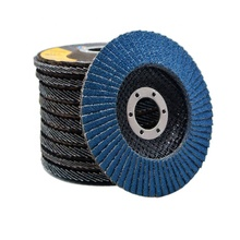 SATC 115mm Flap disc 4.5 inch Abrasive Zirconia Grinding <strong>Wheel</strong> for Metal and Stainless Steel