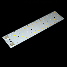 Standard ZHAGA aluminum mcpcb 222X50 pcb with led smd3030 streetlight smart board pcb led <strong>module</strong>