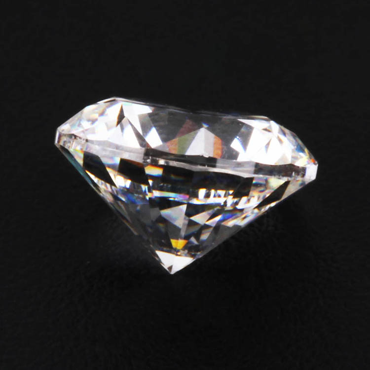 High quality GH Color Moissanite /Brilliant <strong>Cut</strong> 0.8-2.9mm Moissanite /High Quality Lab Creat Round Moissanite