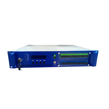 JiZhong 1550nm CATV EDFA 16 Ports WDM combiner 21dBm  SC/APC with Network Optical Fiber Amplifier