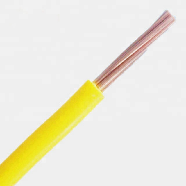 PVC Insulated Copper <strong>H07V</strong>-U 16MM <strong>Cable</strong>
