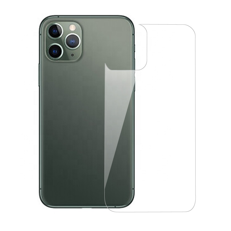 2019 hot-sale Anti-scratch 9H glass back cover for Apple Phone <strong>11</strong>