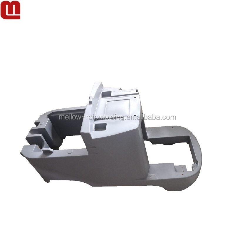 customized floor sweeper plastic shell