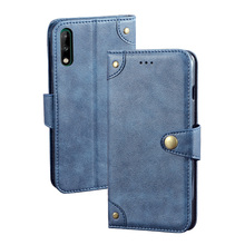 new For Huawei Enjoy <strong>10</strong> Phone Housing Protective Case PU Leather Cellphone Wallet <strong>mobile</strong> phone accessories <strong>Mobile</strong> Phone Bags