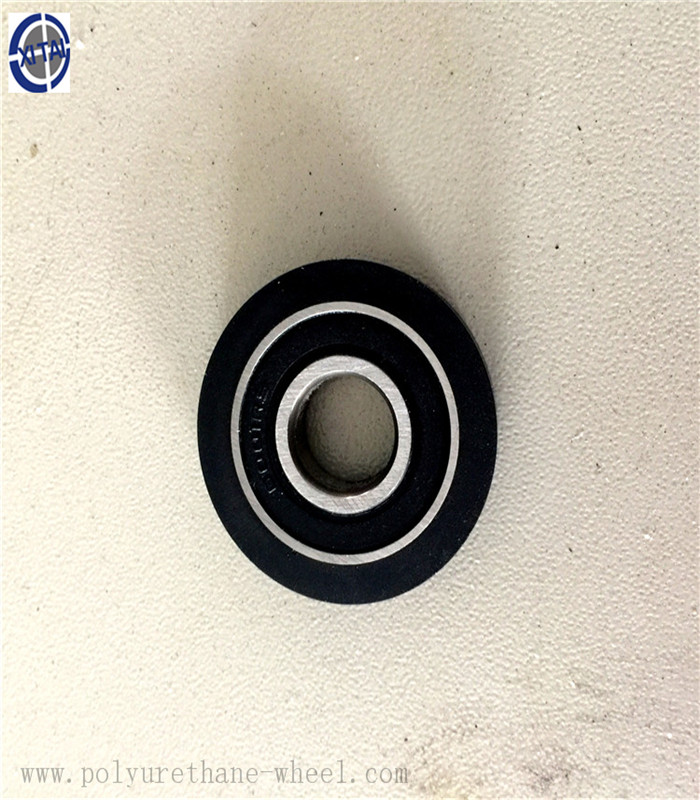 Best Quality customized steering amg PU polyurethane wheels and rollers <strong>A014</strong>