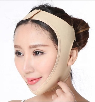 Full Face Style Slimming Cheek Mask / Slim up face Belt