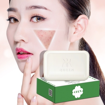 Made in Thailand B-Queen Face Soap for Body Skin Whitening