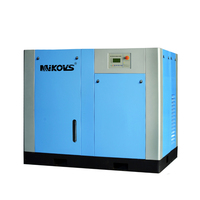 Most Reliable Mikovs Low Noise 7.5kw 10hp 7bar Water Lubrication Oil Free Screw Compressor