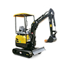 Cheap Price China Mini Excavator 1.4 1.8 2.2 Ton Crawler Mini digger