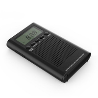 Simple Operation Design FM AM SW Multi Band Radio Mini Pocket Radio for Elderly