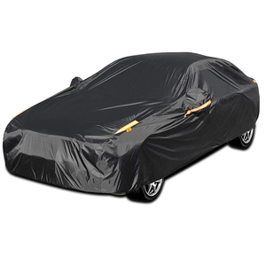 Outdoor Scratch Resistant UV Protection Universal Full Car Cover