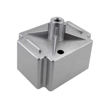 OEM ODM Custom Sandblasting ADC12 Aluminum Alloy Precision Die Casting Medical Device Components