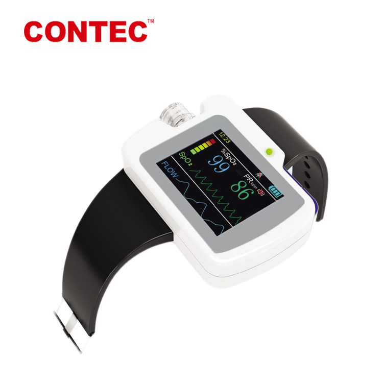 CONTEC RS01 CE Approved Health Care Respiration Medical Sleep Monitor