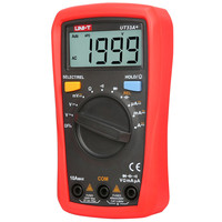 Factory direct Profesional youlede Unit UT33A+ lcd display digital multimeter with frequency