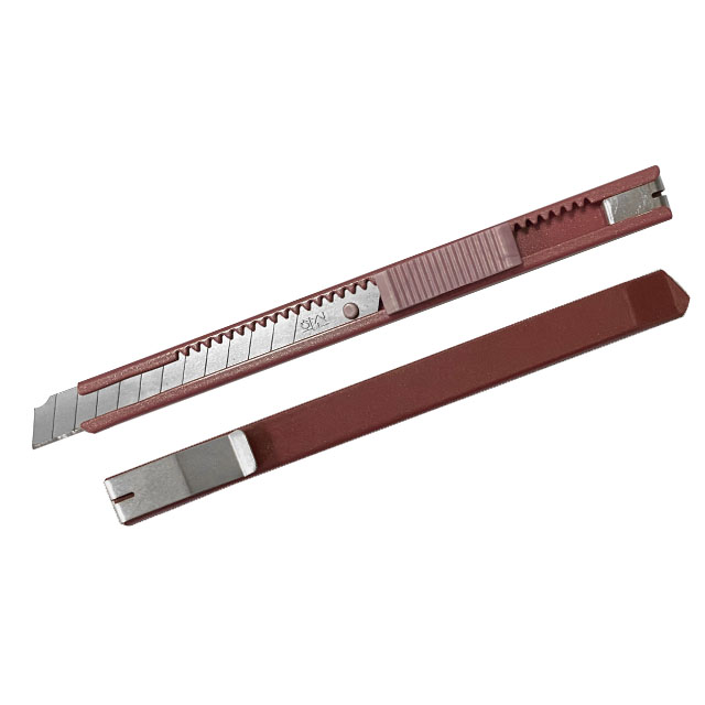 cheap hot <strong>knife</strong> cutter 9mm stainless steel metal body snap off box cutter <strong>knife</strong> <strong>knives</strong> automatic