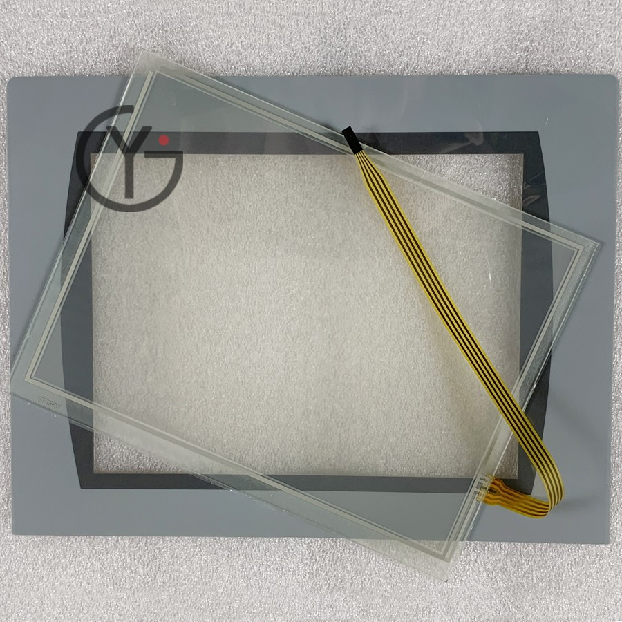 NEW 2711C Touch screen glass with Protective film for PanelView <strong>C1000</strong> 2711C-T10B