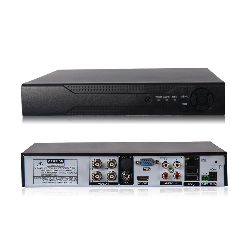 4/8/16 Channels 5MP <strong>DVR</strong> Recorder Hybrid 5-in-1 <strong>DVR</strong> H.265 Security Video Camera System Digital Video Recorder