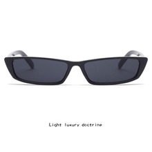 New fashion small frame sun glasses colorful Women <strong>plastic</strong> <strong>sunglasses</strong> Unisex 2020