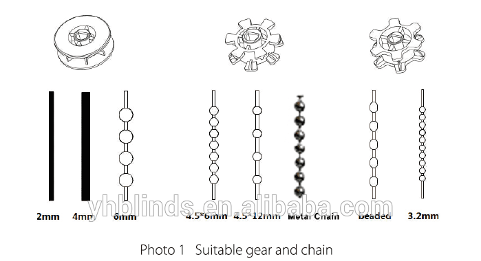 suit chain and cord