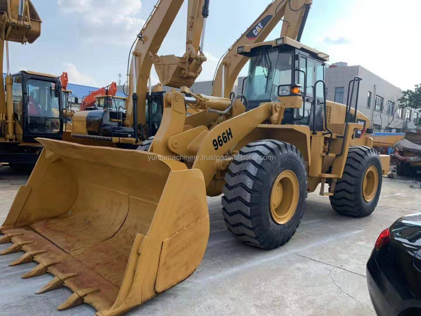 Used Cat 966h/966/950/950g/980 Wheel Loader , Made in Japan/USA