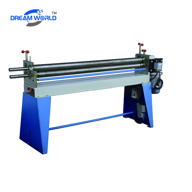 Factory hot selling with high quality 3 roller plate rolling machine / roll leveling machine / bending rolls machine