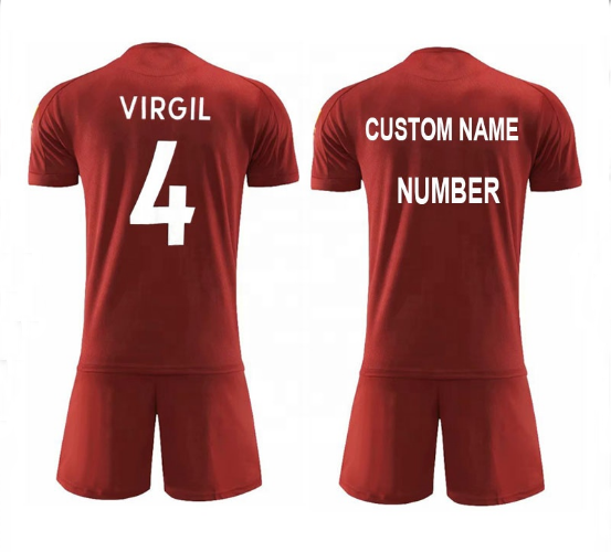 Top thai quality English club 2019/20 soccer jersey football jersey soccer wear shirts