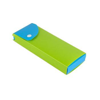 PP wholesale UV printing multifunction slider pencil case for sale